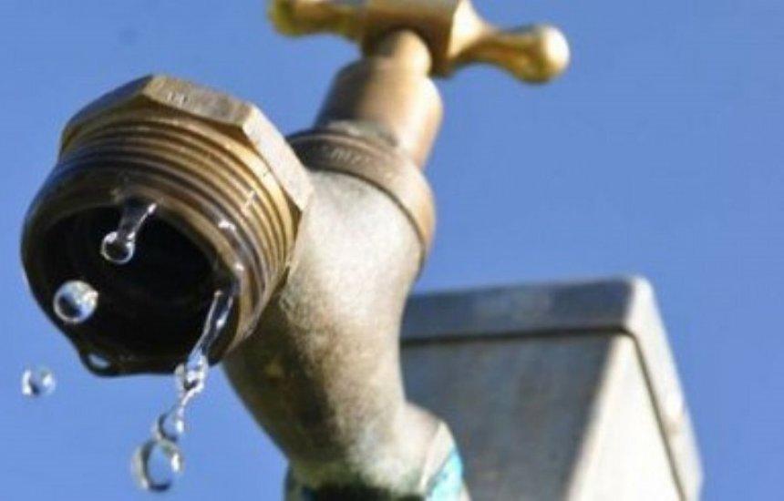 [Comunidade de Parafuso reclama de falta de água]