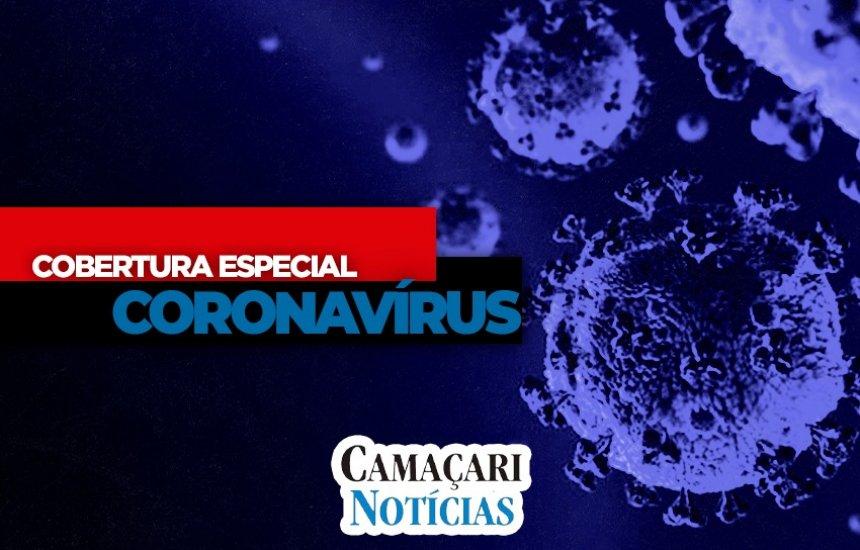 [Boletim epidemiológico: Covid-19 já infectou 6198 pessoas em Camaçari]