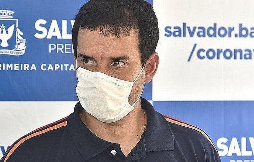 [Nova onda de coronavírus em Salvador 'pode ser avassaladora', diz secretário Leo Prates]