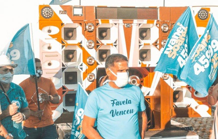 [Candidato a vereador Ivanei Soares propõe legalização dos paredões]