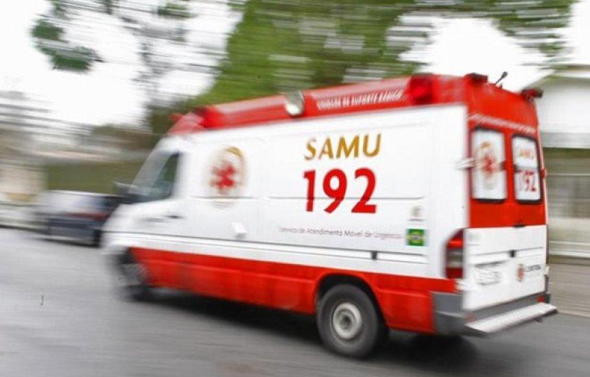 [Jovem de 22 anos denuncia abuso sexual dentro de ambulância do Samu]