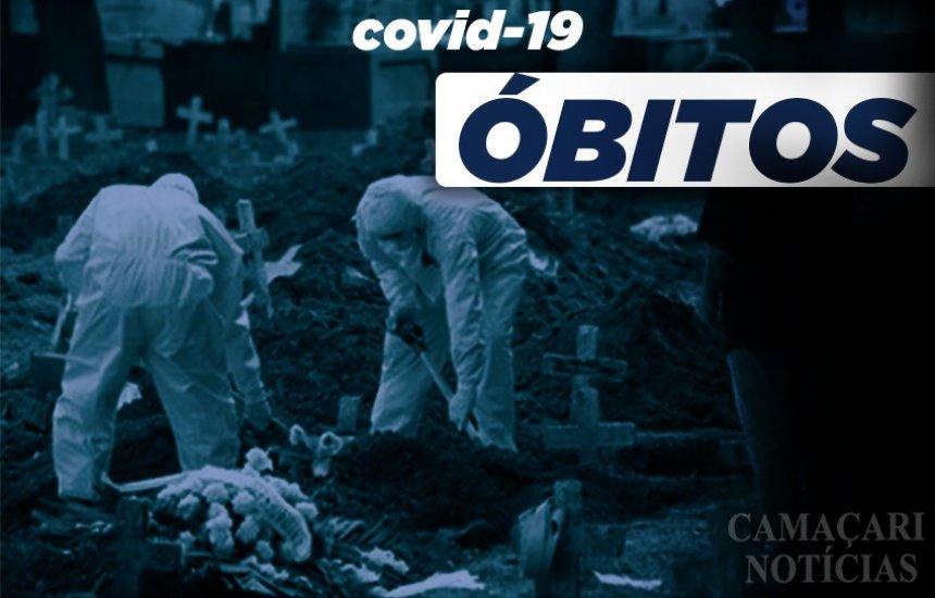 [Camaçari confirma 131º óbito por coronavírus]