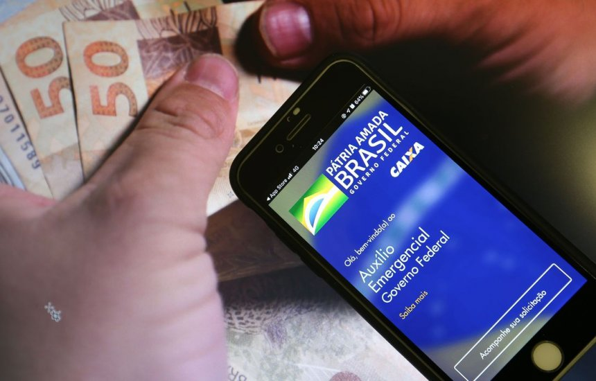 [Caixa paga hoje auxílio emergencial para 5,1 milhões de beneficiários]