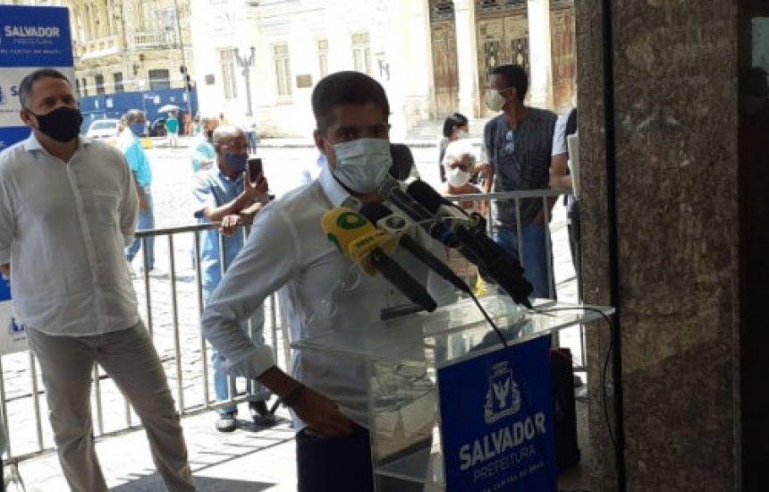 """ACM Neto nega volta de restrição em Salvador: """"Torcedores do mal, fiquem quietos"""""""