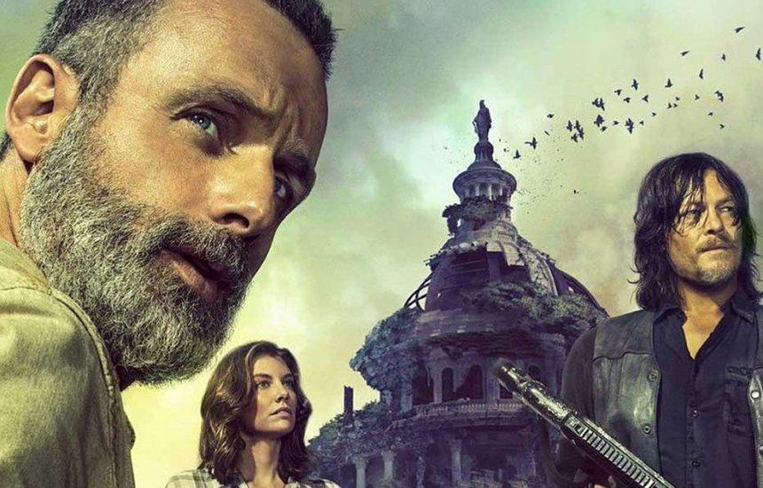 [The Walking Dead terá episódio especial de Natal]