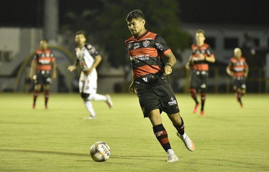 [Vitória X Operário: Léo Ceará lamenta empate, mas pede foco em jogo contra América-MG]