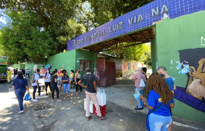 [Mais de 220 mil candidatos não fizeram provas no 1º dia de Enem 2020 na Bahia, diz Inep]
