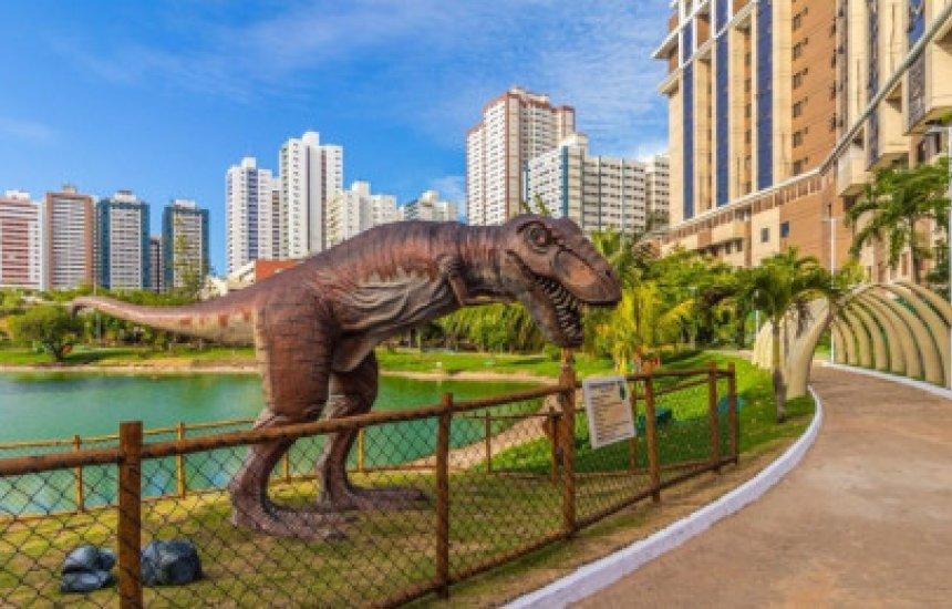 [Salvador: Acesso a lagoa dos dinossauros será exclusivo por agendamento]