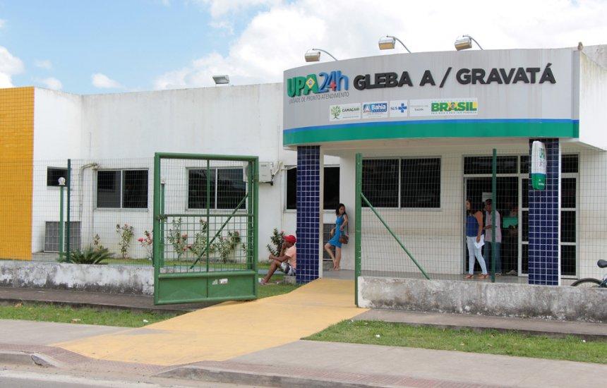 [Secretaria de Saúde desmente boato sobre bomba na UPA da Gleba A]