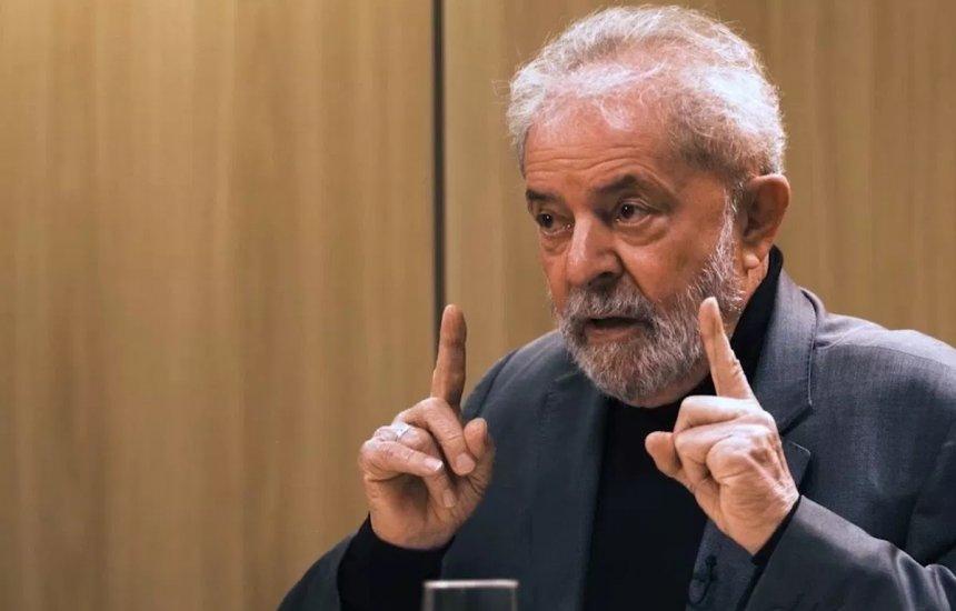 Lula confirma a amigos plano de mudar-se para a Bahia ainda no primeiro semestre