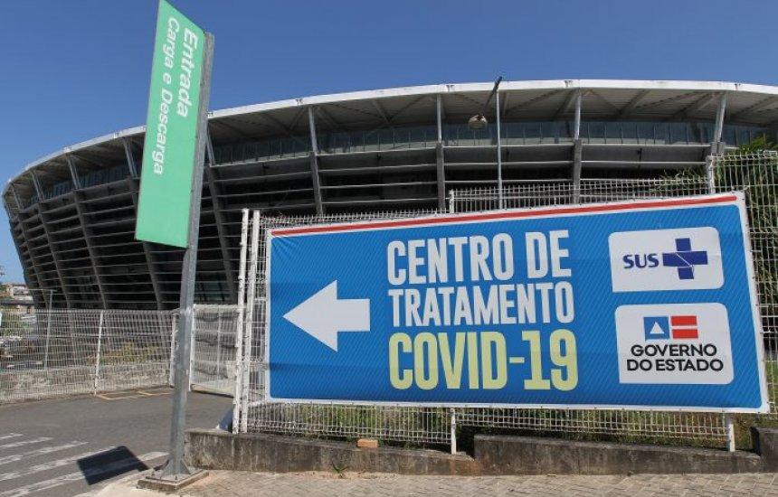 [Obras Sociais Irmã Dulce vão assumir gestão do hospital de campanha na Arena Fonte Nova]