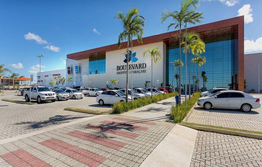[Seguindo o decreto, Boulevard Shopping Camaçari não vai funcionar neste final de semana]