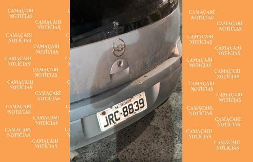 [Mulher tem carro roubado em posto de combustível de Dias d'Ávila]
