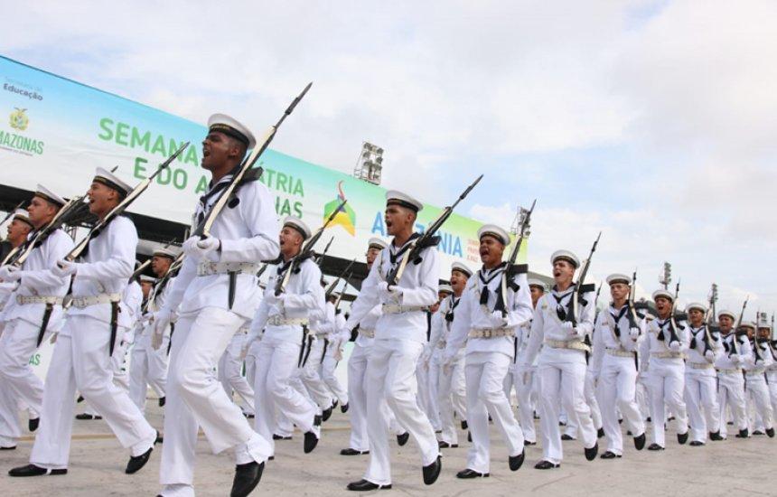 [Marinha abre inscrições para 750 vagas para aprendizes]