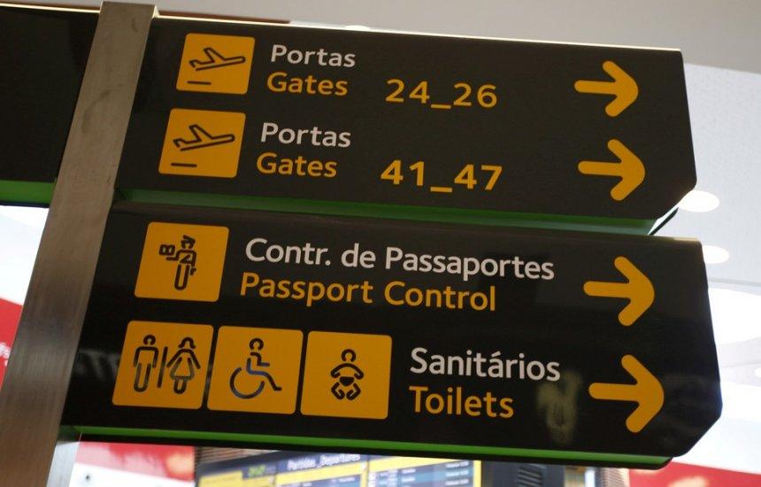 [Portugal retoma voos com Brasil e Reino Unido, mas só para viagens essenciais]