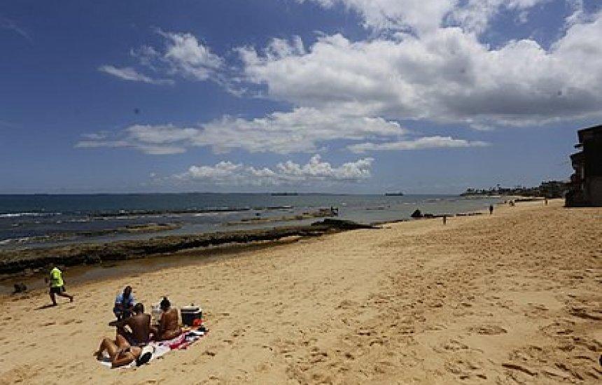 [Praias de Salvador ficarão fechadas por pelo menos mais uma semana]