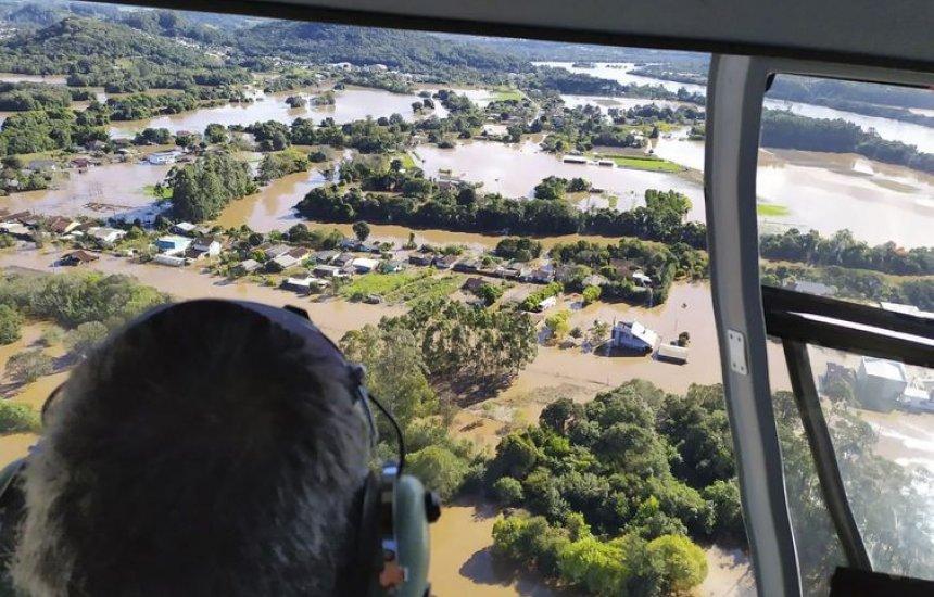 [Situação de emergência é reconhecida em nove municípios de quatro estados do Brasil]