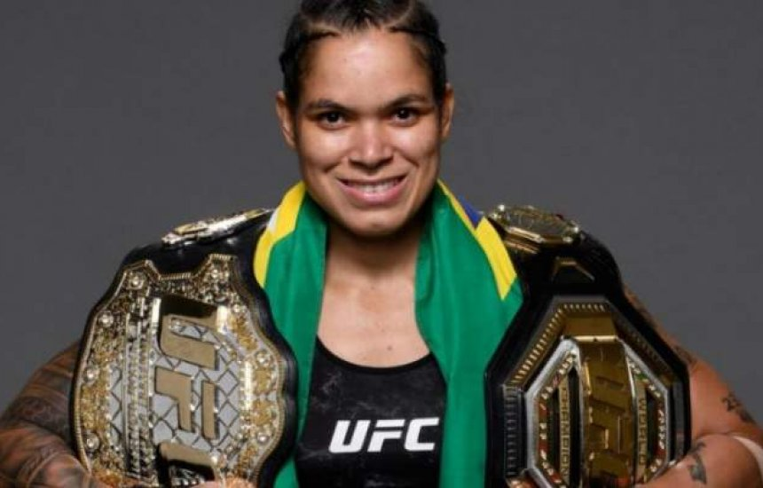 [Lutadora baiana considerada maior de todos os tempos, Amanda Nunes vai defender cinturão do UFC]