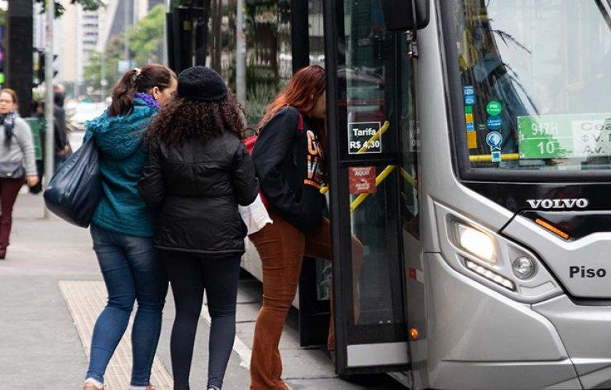 [Projeto cria protocolo para combater violência contra mulher no transporte público]