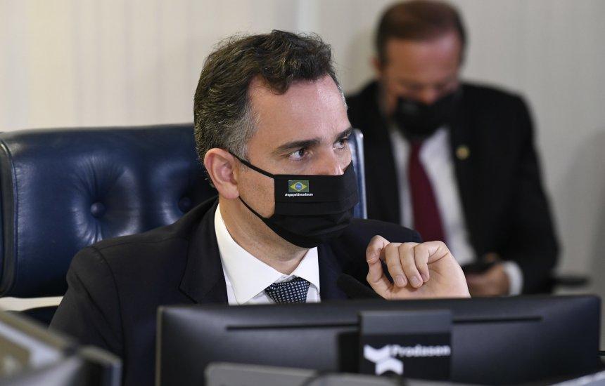 [Rodrigo Pacheco diz que instalação da CPI será na próxima semana]