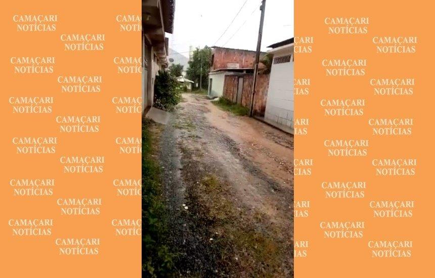 [Leitora mostra situação precária de rua do Jardim Limoeiro: 'Essa é a nossa realidade']