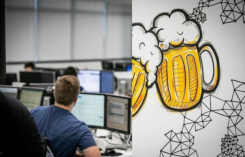 [Ambev abre mais de 300 vagas de trabalho na área de tecnologia]