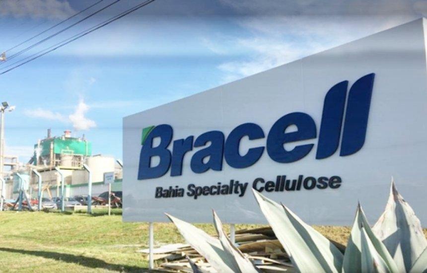 [Mais de R$ 63 milhões são investidos pela Bracell para fortalecimento da economia de Camaçari]
