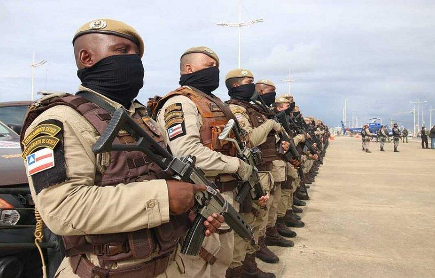 [Polícia Militar lança operações para conter disputa entre organizações criminosas]