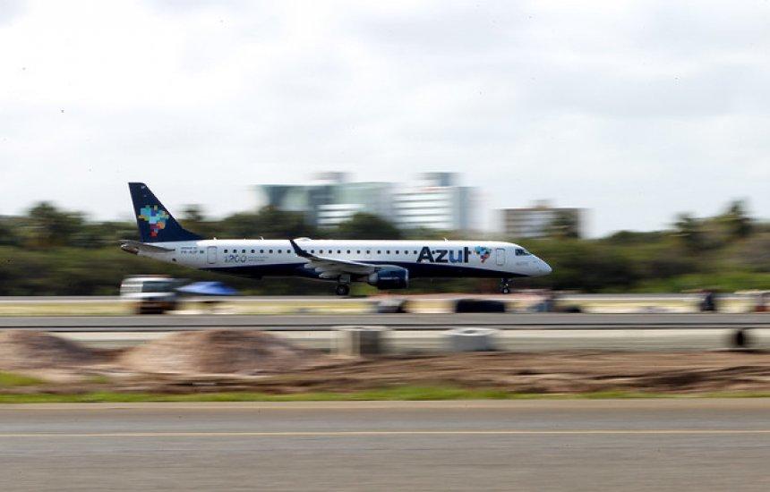 [Bahia: Azul opera voo para Una a partir de junho]