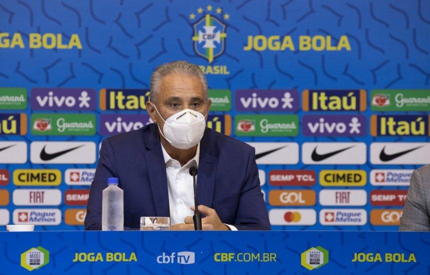 [Tite convoca a Seleção para duelos contra Paraguai e Equador e volta a chamar Gabigol e Daniel Alves]