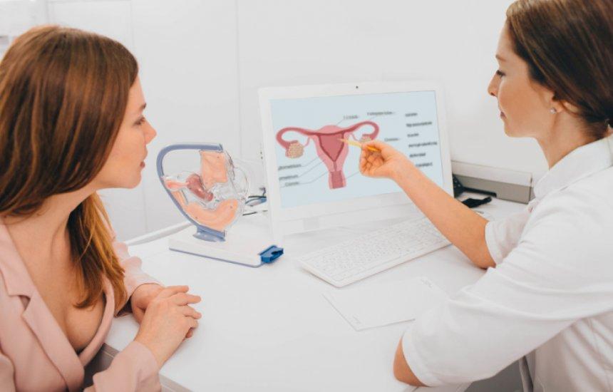 [3 principais causas de colo do útero baixo e como tratar]