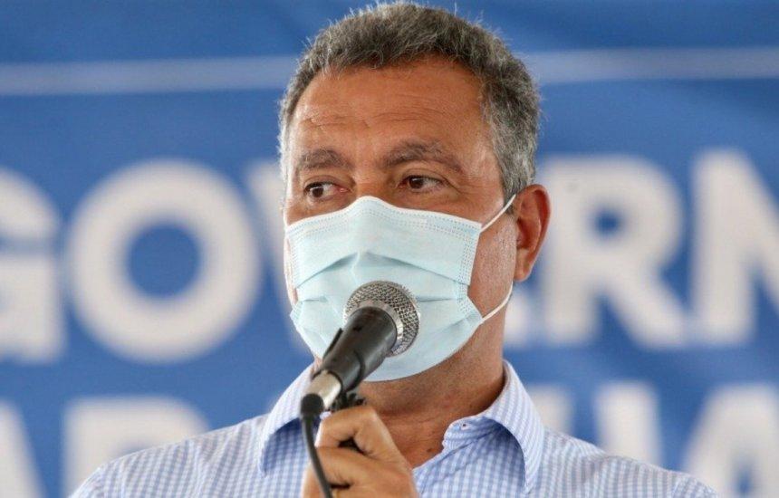 """[""""Está achando pouco as quase 500 mil mortes"""", diz Rui em crítica a Bolsonaro contra uso de máscara]"""