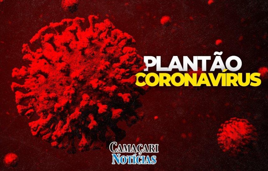 [Em 24 horas, 94 casos de coronavírus são confirmados em Camaçari]