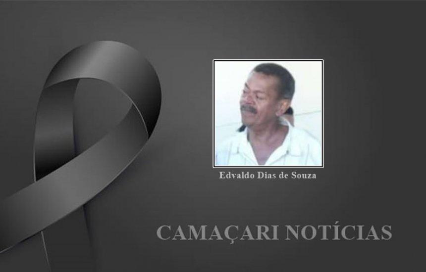 [Familiares dão o último adeus a Edvaldo Dias de Souza]