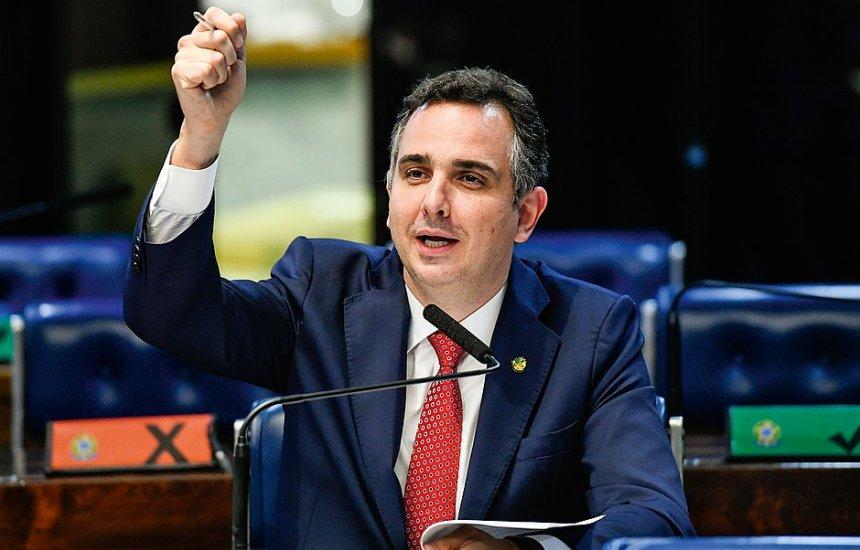 Rodrigo Pacheco admite ser 'possível' voto impresso em 2022