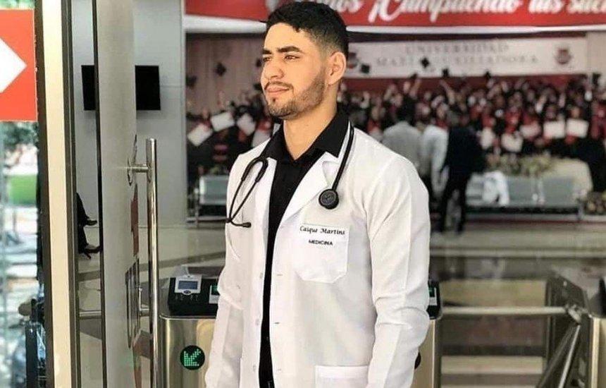 [Suspeito de matar estudante de medicina a facadas é preso na Bahia]