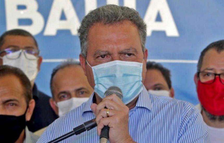 [Governador da Bahia anuncia distribuição de absorventes para estudantes da rede estadual]