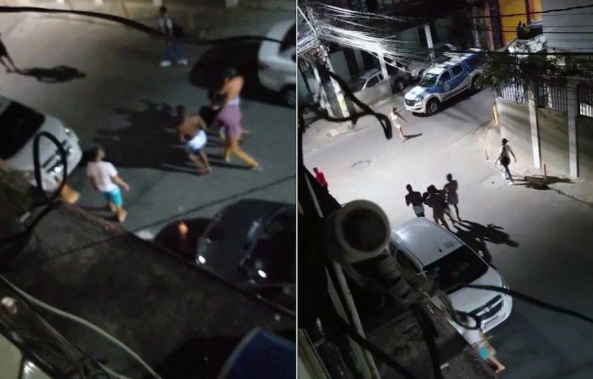 [Capelinha de São Caetano: grupo chega atirando em rua e deixa vários baleados]