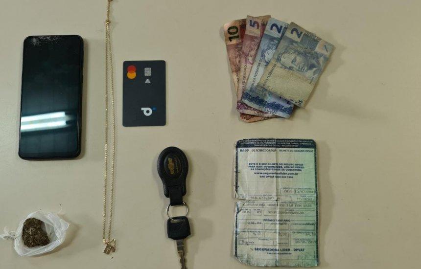 [Policiais da Rondesp prendem dupla suspeita de roubo em Camaçari]
