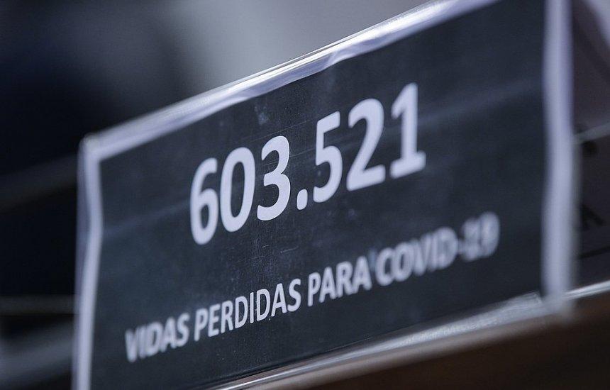[Relatório da CPI atribui 11 crimes a Bolsonaro e pede indiciamento de 72]