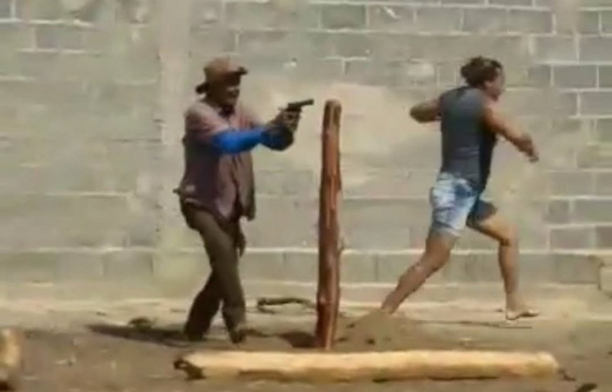[Bahia: homem é morto a tiros após discussão com irmão por causa de terreno herdado dos pais]