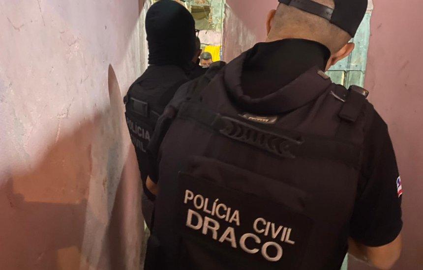 [Policial militar é preso em Camaçari suspeito de envolvimento em sequestros e extorsões]