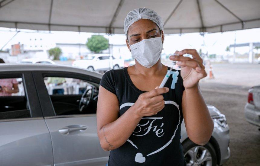[Camaçari continua com vacinação contra Covid para adolescentes acima de 12 anos nesta sexta (22)]