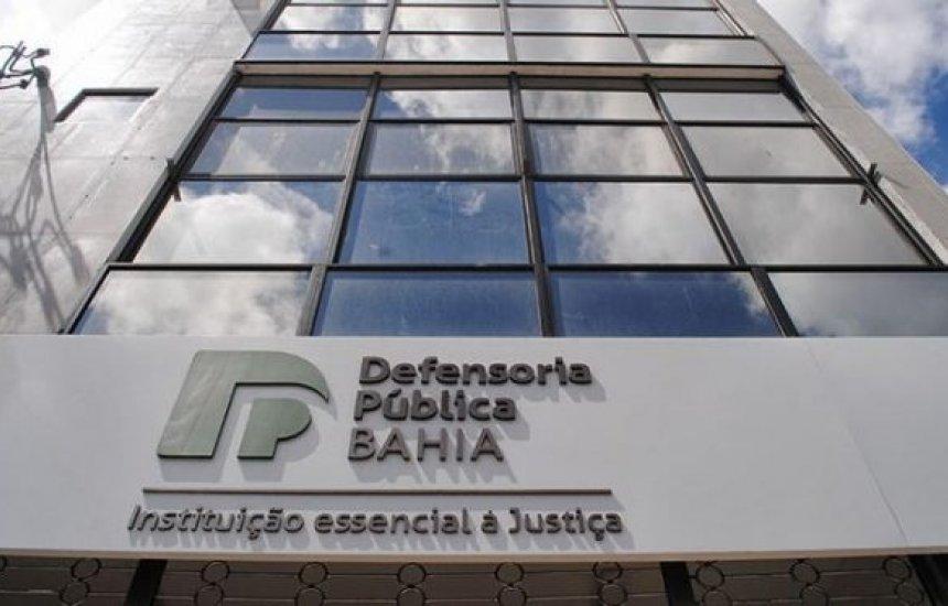 [Defensoria da Bahia abre seleção para 100 vagas de estágio de nível médio]