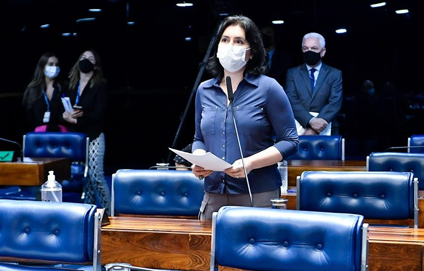 [Senadores voltam a defender derrubada do veto à distribuição de absorventes]