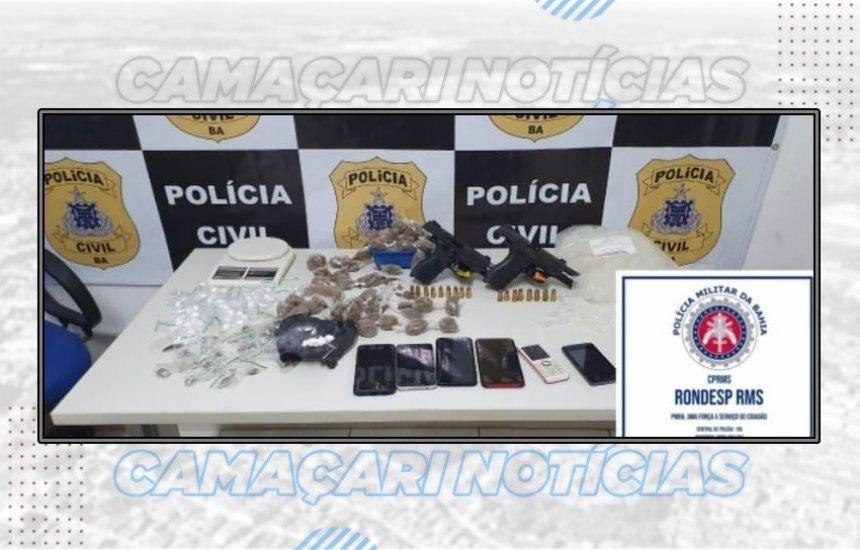 [Operação conjunta da polícia termina com morte de dois suspeitos em Camaçari]
